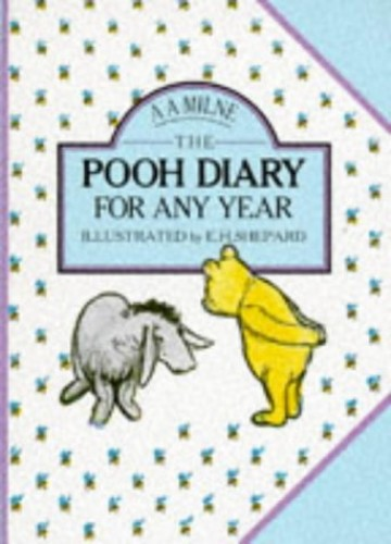 Winnie-the-Pooh Any Year Diary by