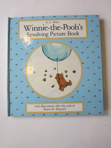 Winnie the Pooh Revolving Picture Book By A. A. Milne