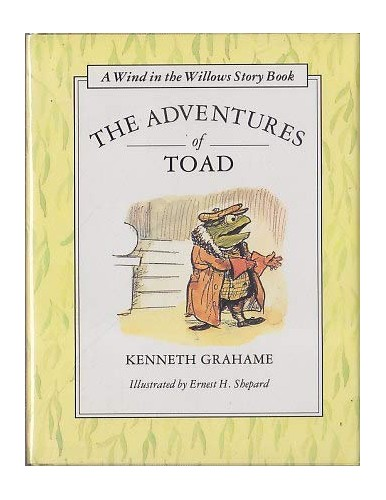 Wind in the Willows Story Books By Kenneth Grahame
