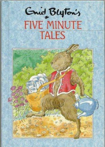 Five Minute Tales (Rewards) By Enid Blyton