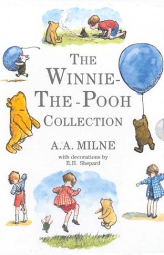 "Winnie the Pooh: Complete Collection - ""Winnie the Pooh"", ""House at Pooh Corner"", ""When We Were Very Young"", ""Now We are Six"" by A. A. Milne"