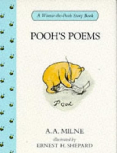 Pooh's Poems By A. A. Milne