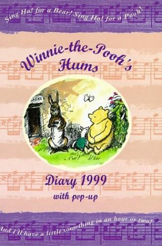 Winnie the Pooh Desk Diary By E. H. Shepard