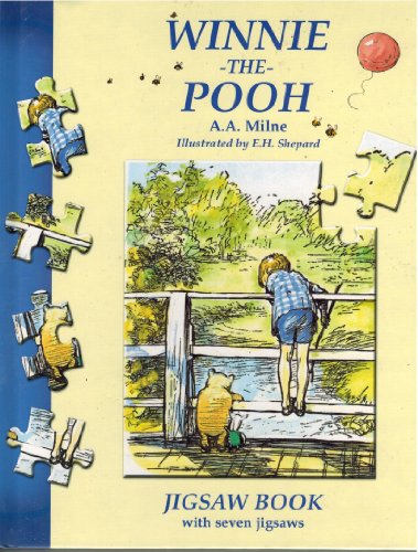 Pooh Classic Jigsaw Book By A. A. Milne
