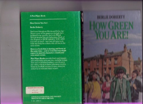 How Green You are! By Berlie Doherty