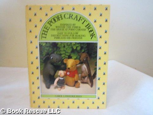 The Pooh Craft Book By Carol S. Friedrichsen