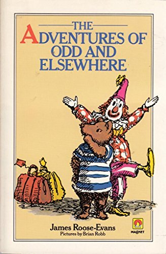 Adventures of Odd and Elsewhere By James Roose-Evans