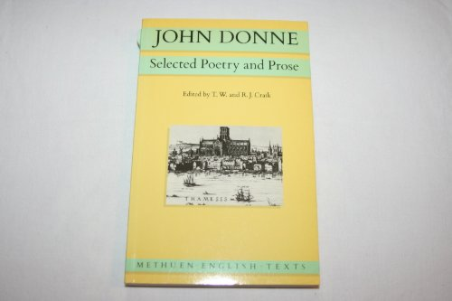 Selected Poetry and Prose By John Donne