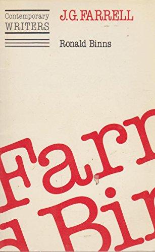 J.G.Farrell By Ronald Binns