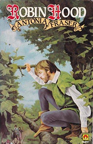 Robin Hood By Antonia Fraser