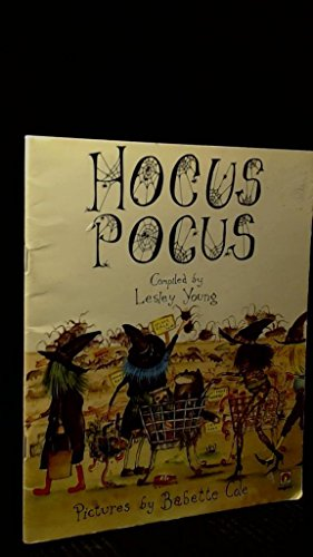Hocus Pocus By Lesley Young
