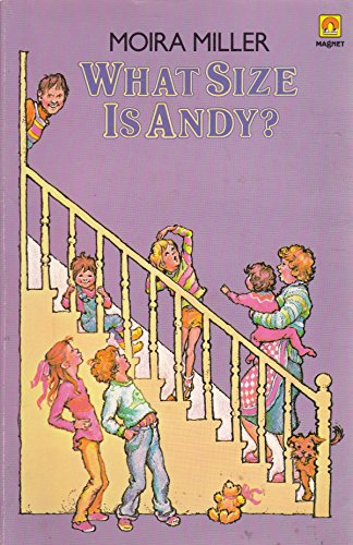 What Size is Andy? By Moira Miller