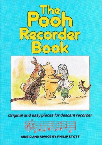 Pooh Recorder Book Pb By P. Stott