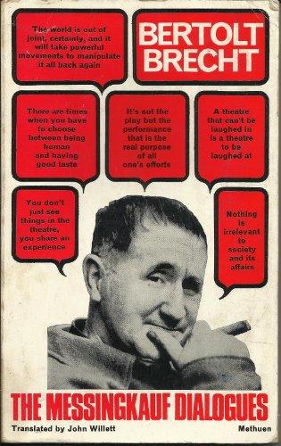 Messingkauf Dialogues By Bertolt Brecht