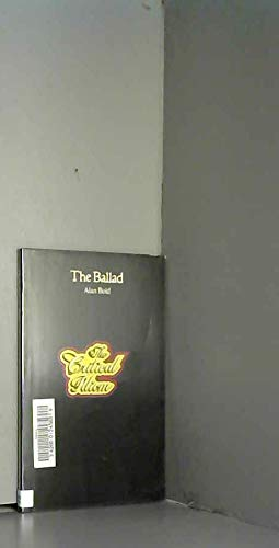 The Ballad By Alan Bold