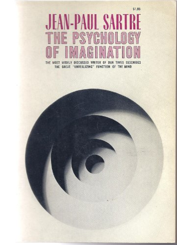 The Psychology of Imagination By Jean-Paul Sartre