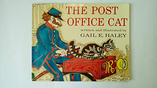 Post Office Cat By Gail E. Haley