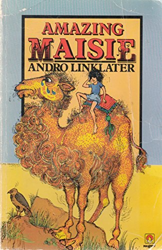 Amazing Maisie and the Cold Porridge Brigade By Andro Linklater