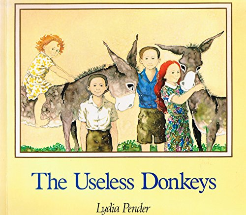 Useless Donkeys By Lydia Pender