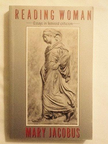 Reading Woman par Mary Jacobus