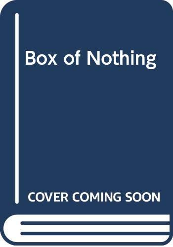 Box of Nothing By Peter Dickinson