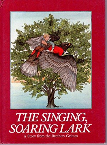 Singing Soaring Lark By Jacob Grimm