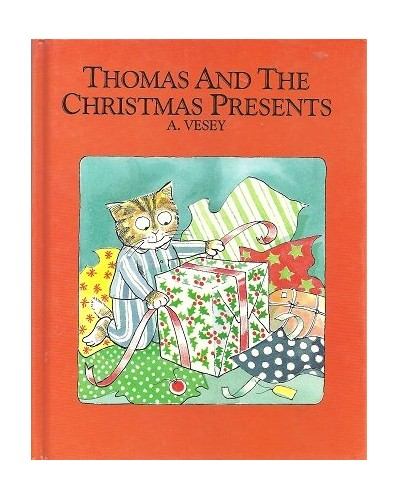 Thomas and the Christmas Presents By A. Vesey