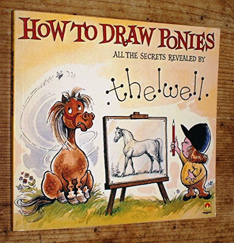 How to Draw Ponies By Thelwell