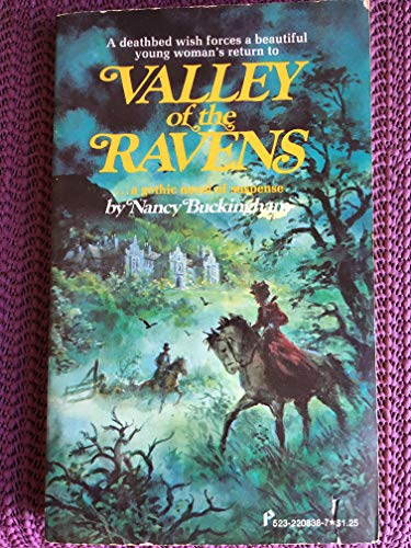 Valley of the Ravens By Nancy Buckingham