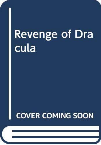 Revenge of Dracula By Peter Tremayne