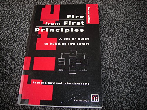 Fire from First Principles By Paul Stollard