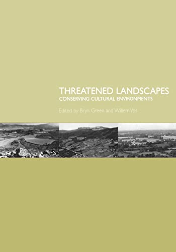 Threatened Landscapes By Bryn Green