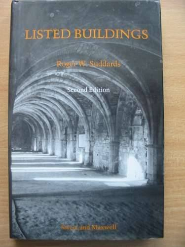 Listed Buildings By Roger W. Suddards