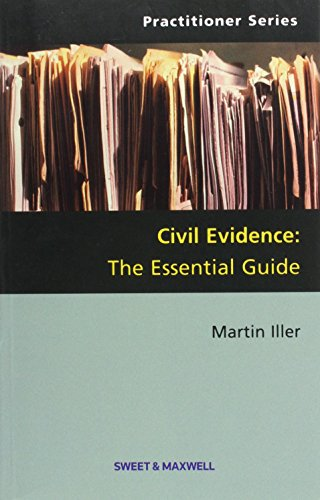 Civil Evidence By Martin Iller
