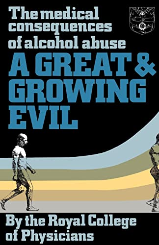 A Great and Growing Evil? By Royal College of Physicians