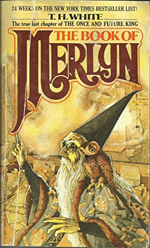 Book of Merlyn By T H White