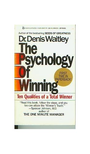 Psychology of Winning By Dr Denis Waitley