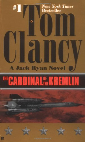 The Cardinal of the Kremlin By CLANCY TOM