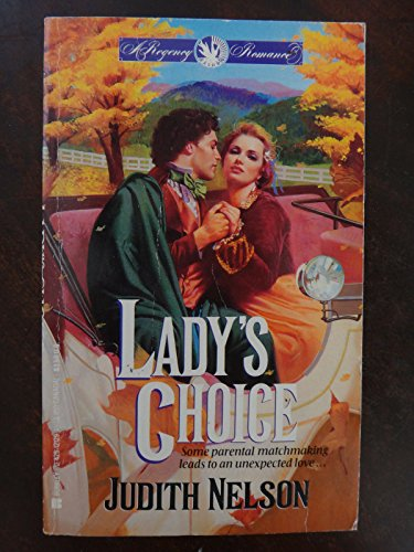 Lady's Choice By Judith Nelson