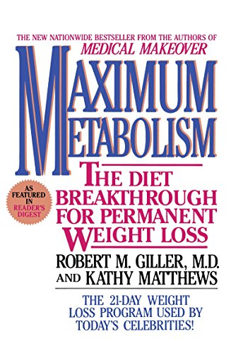 Maximum Metabolism By Giller