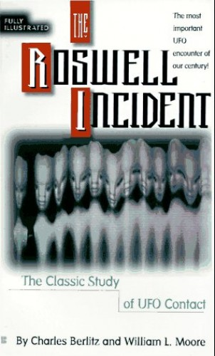 The Roswell Incident By Charles Berlitz
