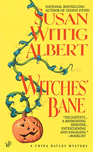 Witches' Bane By Susan Albert