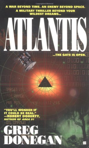 Atlantis By Greg Donegan