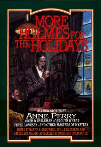 More Holmes for the Holidays By Martin Greenberg
