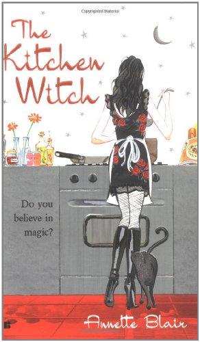 The Kitchen Witch (Berkley Sensation) by Unknown Author