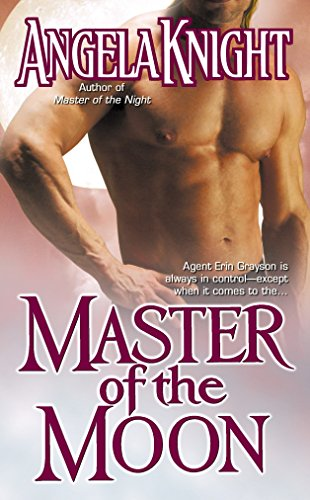 Master of the Moon (Berkley Sensation) By Angela Knight
