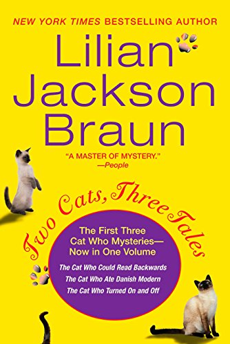 Two Cats, Three Tales By Lilian Jackson Braun