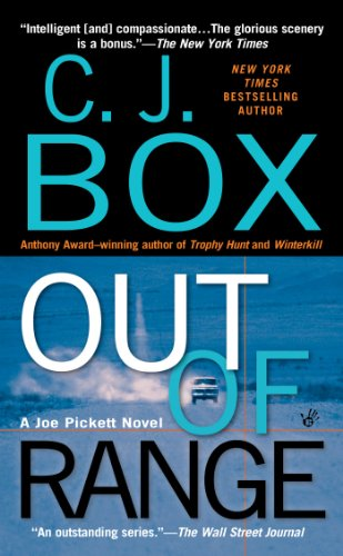 Out of Range By C J Box