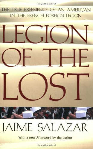 Legion of the Lost By Jaime Salazar