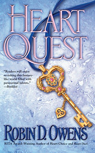 Heart Quest By Robin D Owens